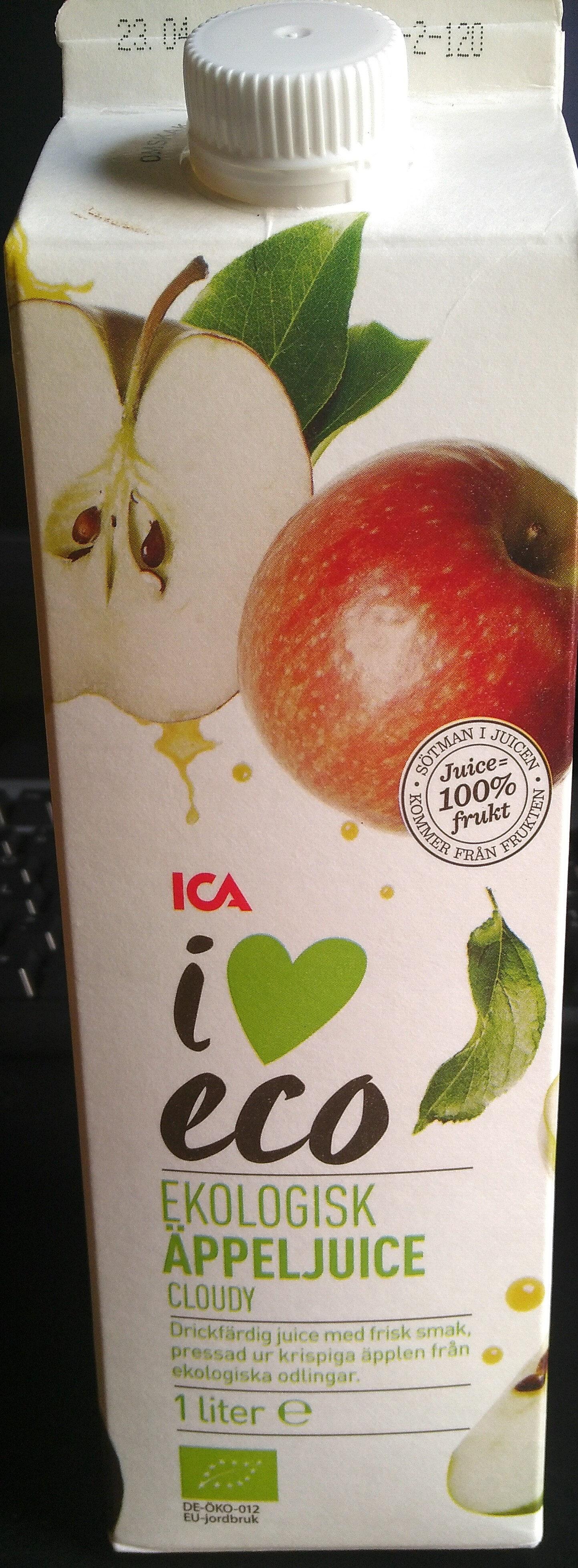 Äppeljuice - Produit - sv