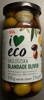 Ekologiska Blandade Oliver - Produit