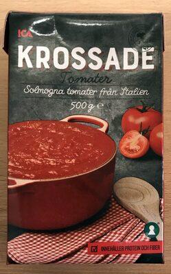 ICA Krossade tomater - Produit - sv