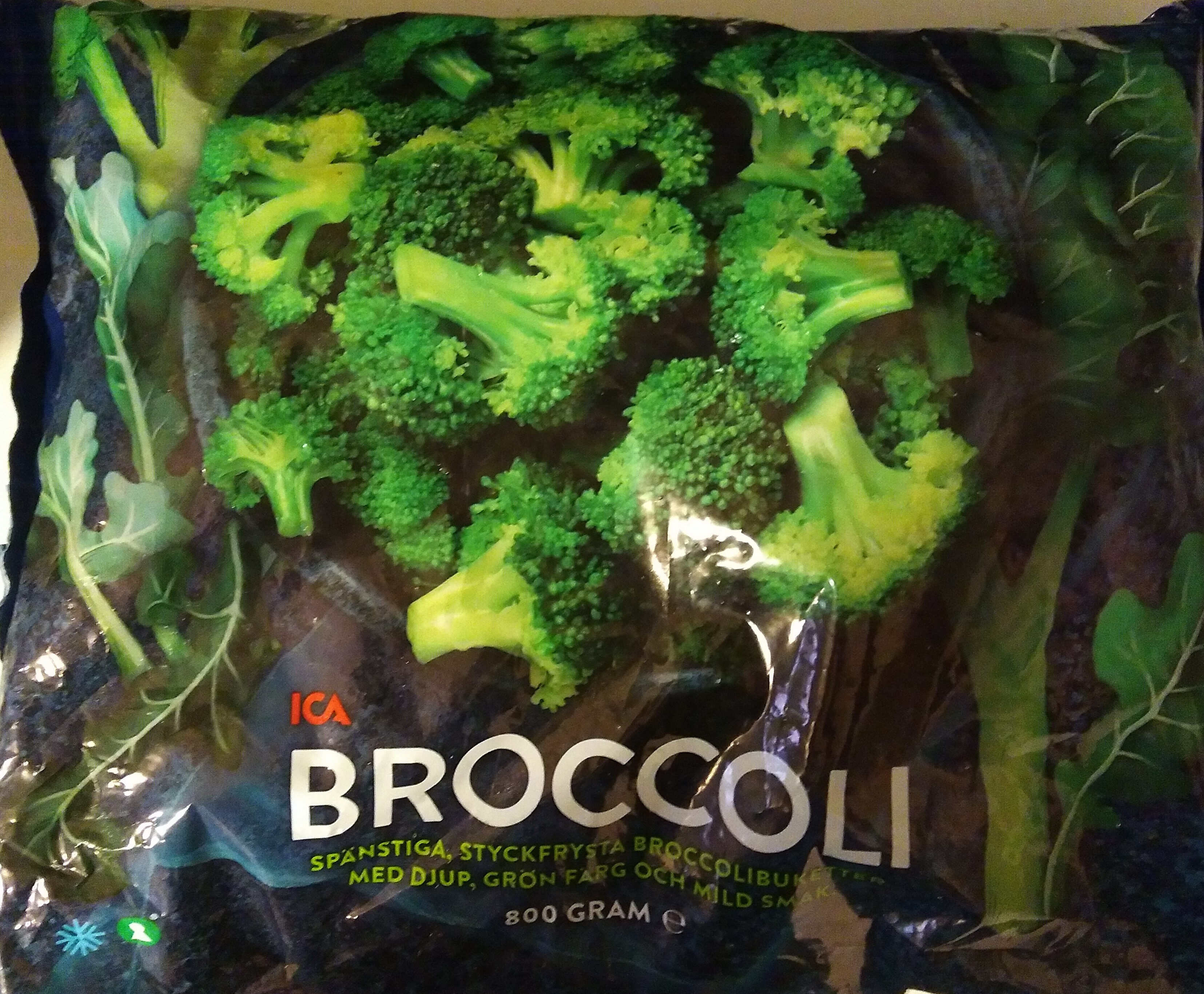 Broccoli - Produit - sv