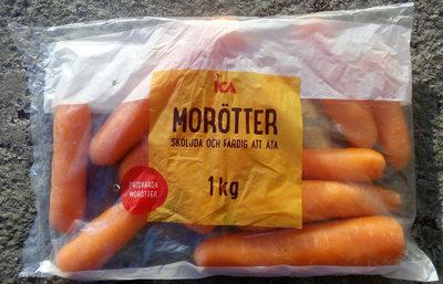 ICA Morötter - Produit - sv