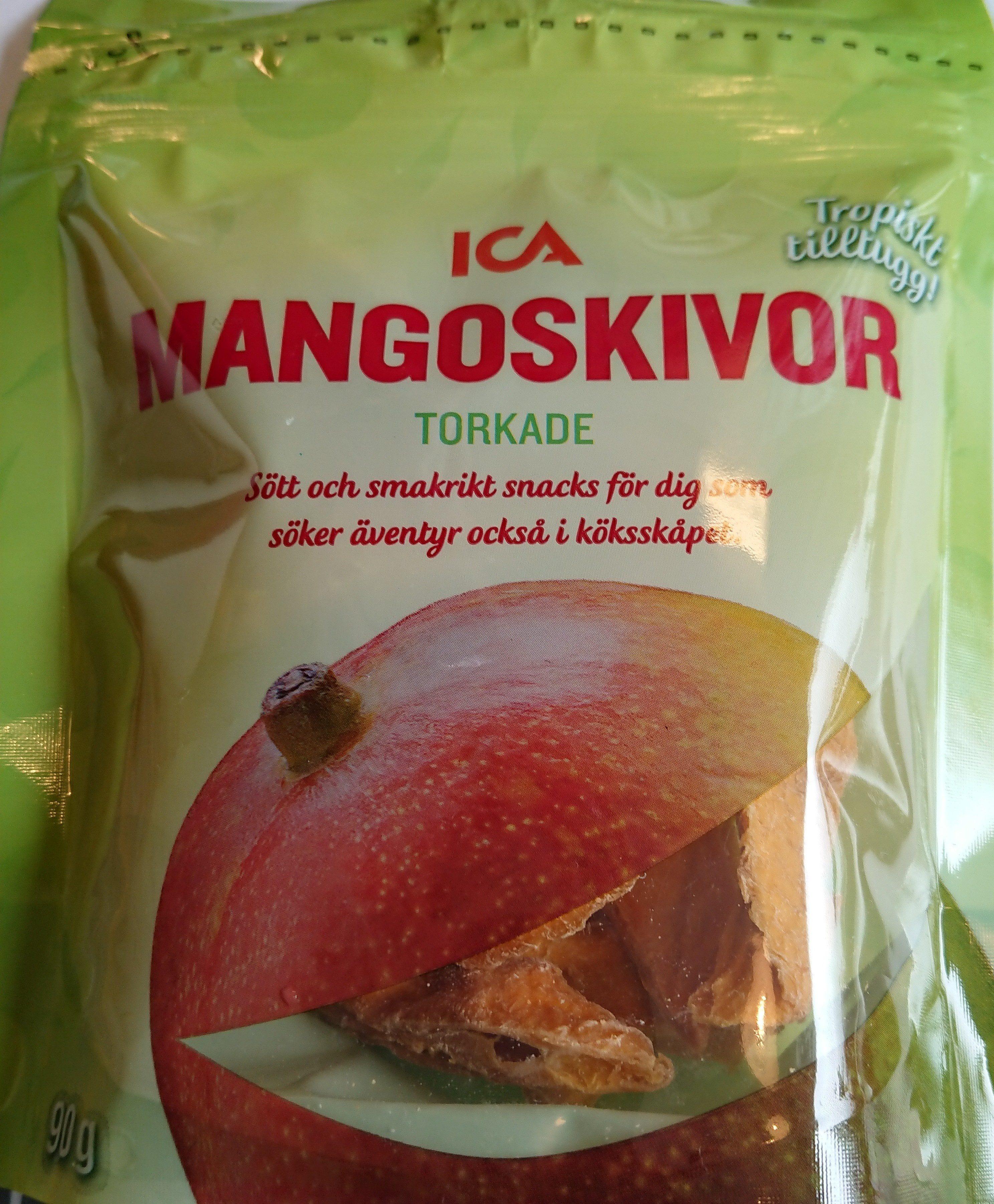 Mangoskivor - Product - en