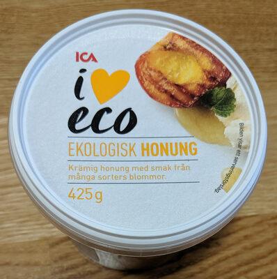 Ekologisk Honung - Produit - sv