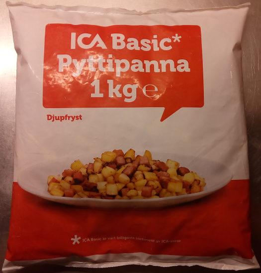 ICA Basic Pyttipanna - Produit - sv