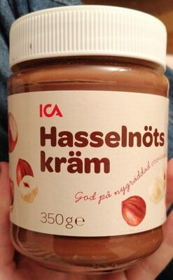 Hasselnots kram - Product