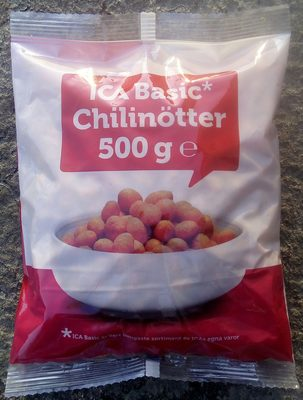 ICA Basic Chilinötter - Product
