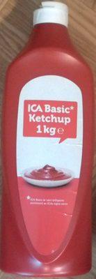 ICA Basic Ketchup - Product