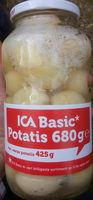 Potatis - Prodotto - sv