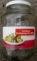 ICA Basic Smörgåsgurka - Produit - sv