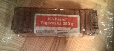 ICA Basic Tigerkaka - Produit - sv