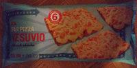 ICA Pan Pizza Vesuvio - Product