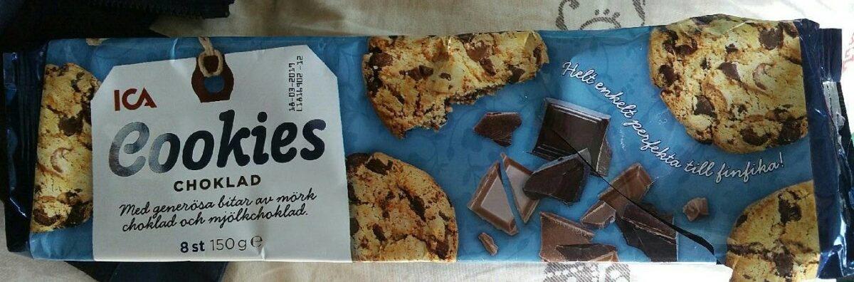 Cookies Choklad - Produit - sv