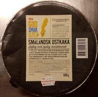 ICA God smak från Småländsk ostkaka - Produit - sv
