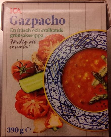 GAZPACHO ICA