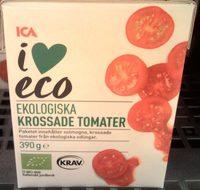 ICA i♥eco Ekologiska krossade tomater - Produit - sv