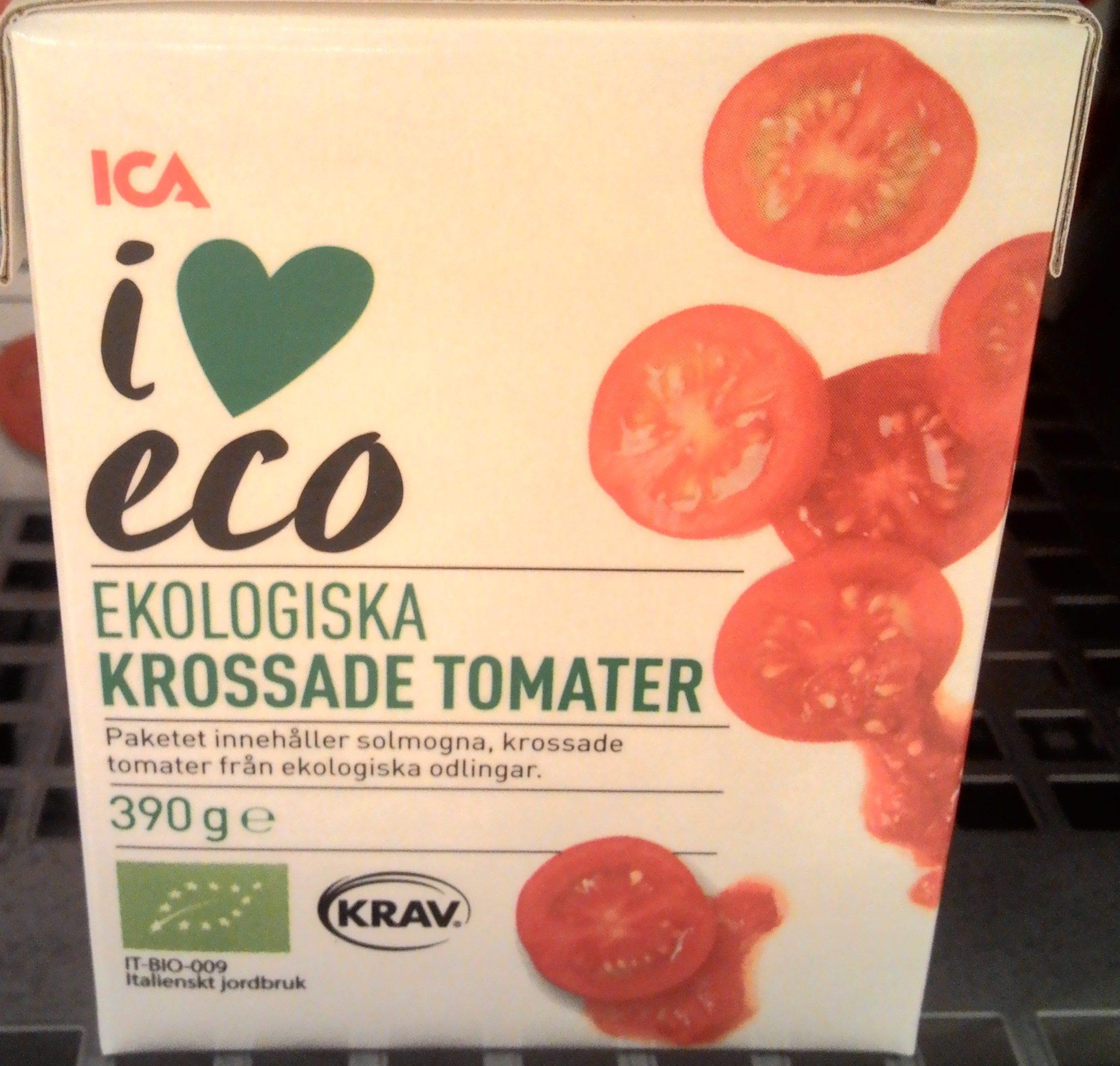 ica krossade tomater näringsvärde
