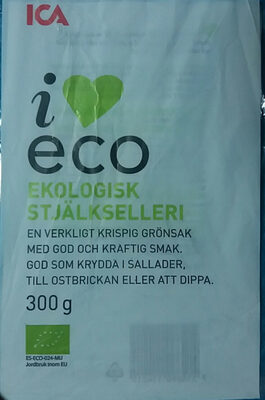 Ekologisk stjälkselleri - Produit - sv