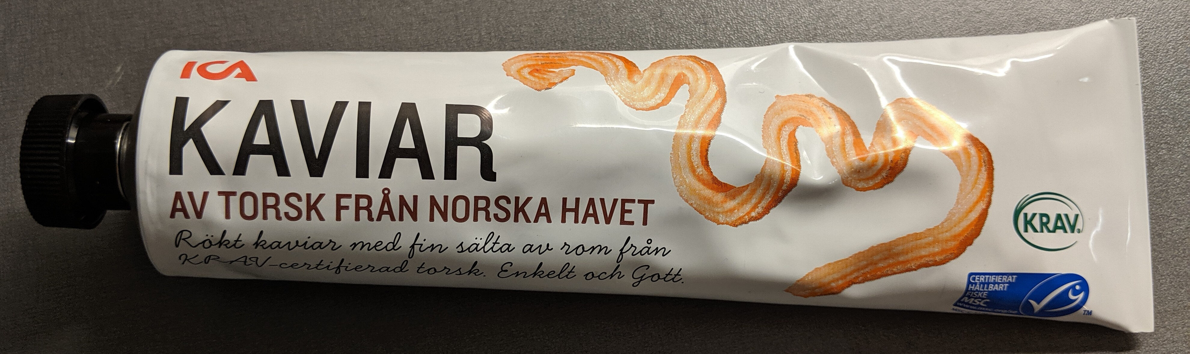 ICA Kaviar av torsk från norska havet - Produit