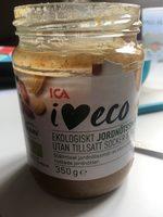 Jordnötssmör (beurre de cacahuète) - Produit - fr