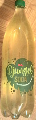 ICA Djungelsoda - Produit - sv
