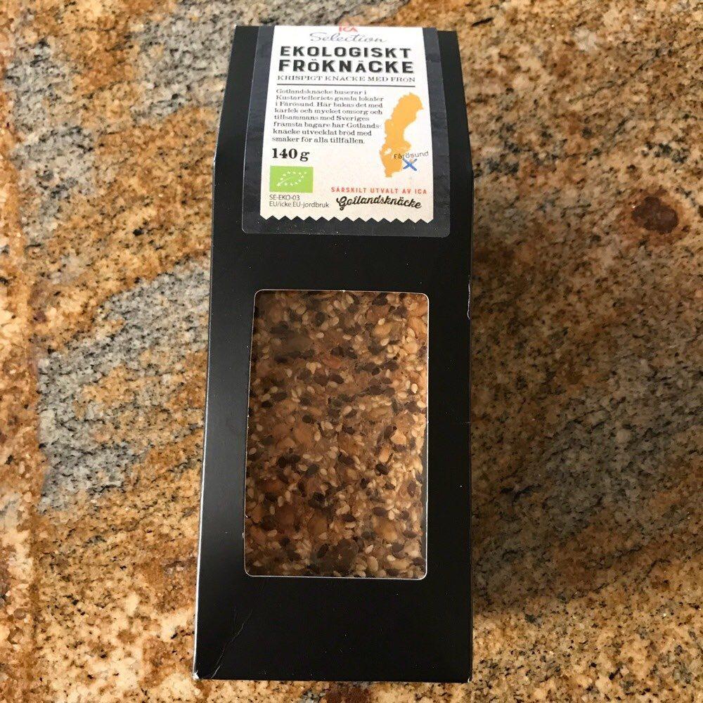 Ekologiskt Fröknäcke - Product - sv