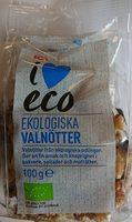 Ekologiska Valnötter - Product
