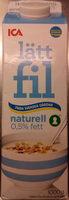 ICA Lättfil Naturell - Produit