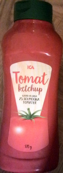 ICA Tomatketchup - Product