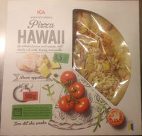 ICA Bara att värma Pizza Hawaii - Product