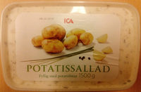 ICA Potatissallad - Produit - sv