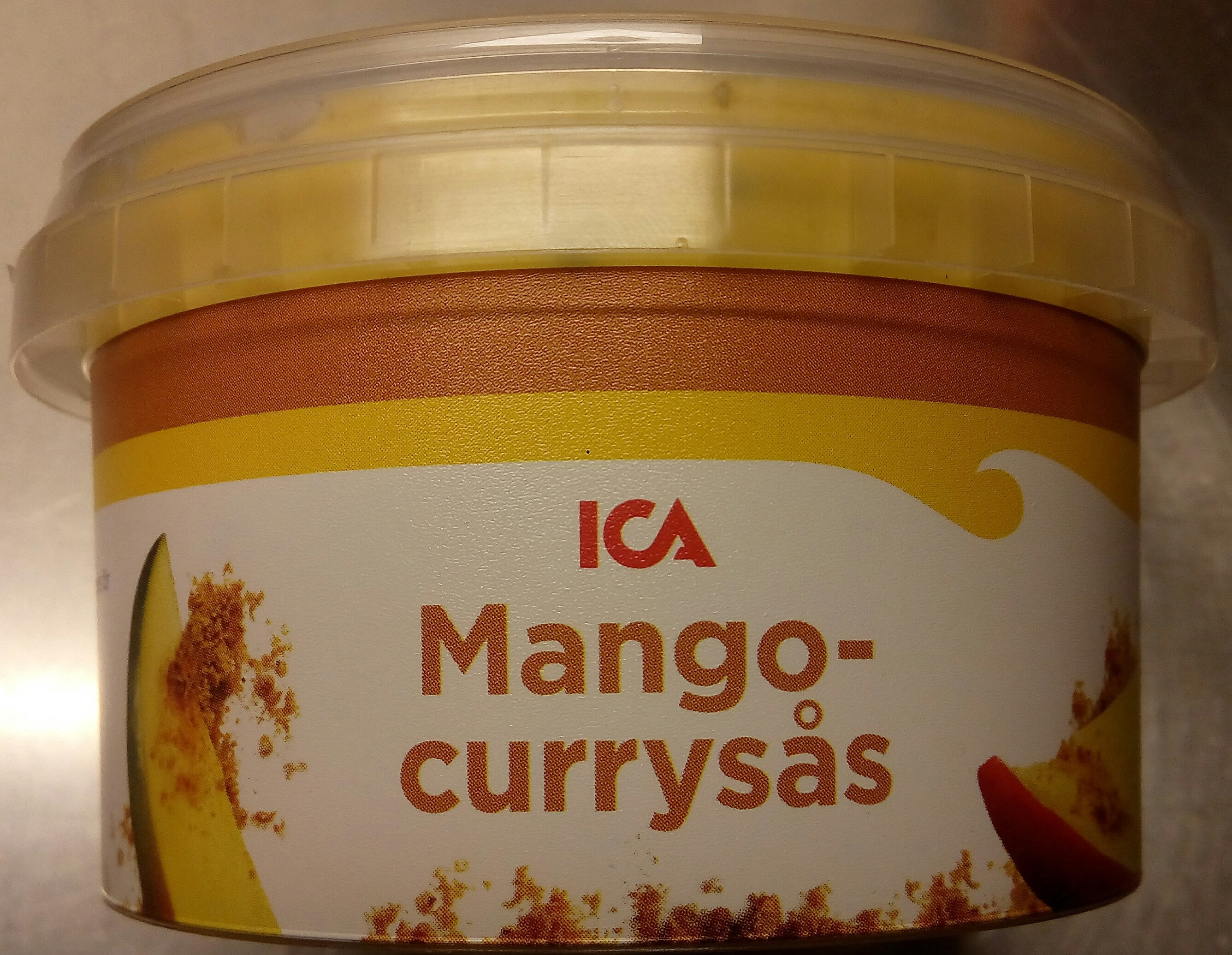 ICA Mango-currysås - Product