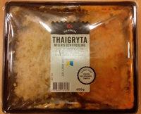 ICA-kökets Thaigryta med ris och kyckling - Produit