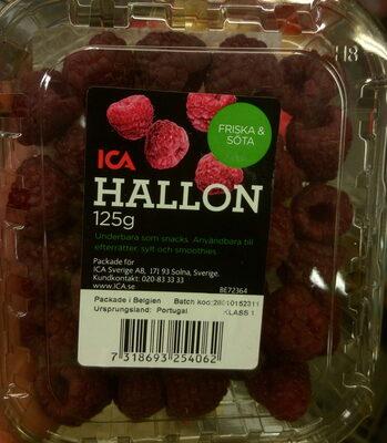 Hallon - Produit - sv