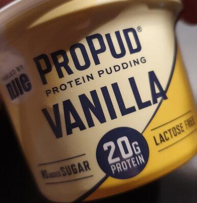 ProPud protein pudding vanilla - Njie - Produit - sv