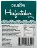 Hafertaler - Produit