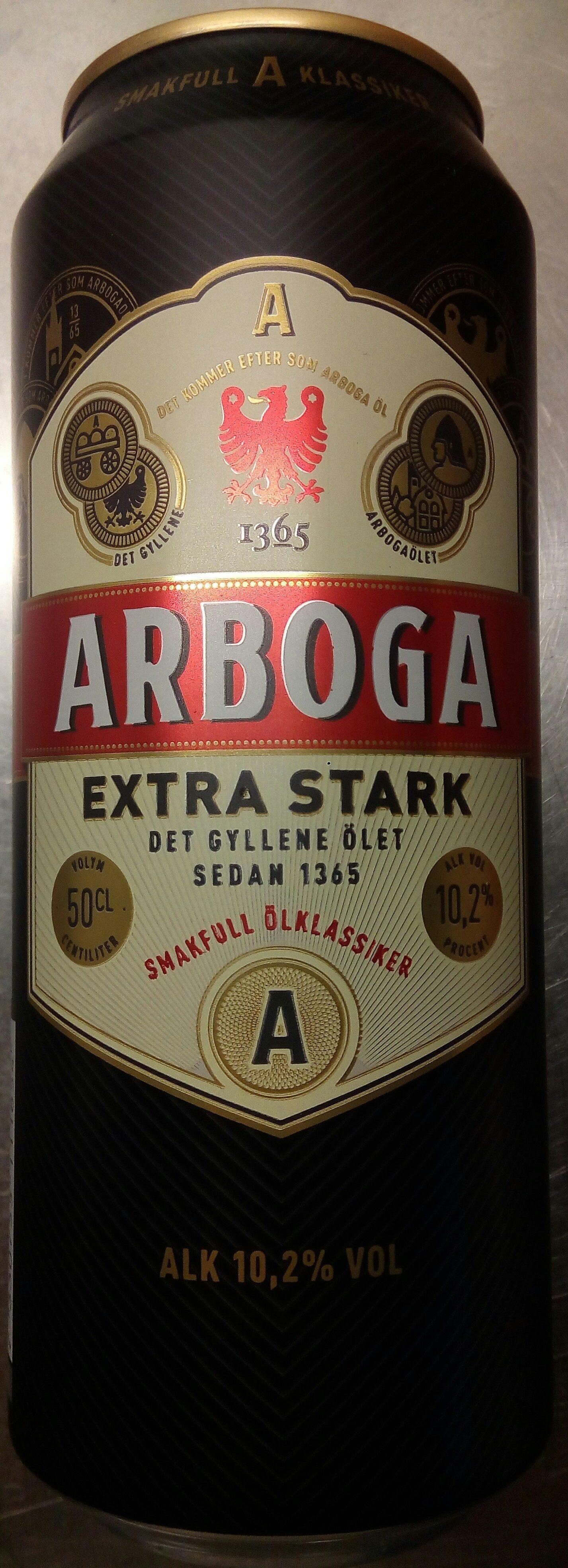 Arboga Extra Stark - Produit - sv