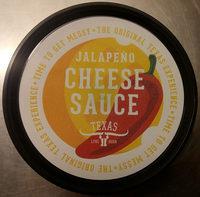 Texas Longhorn Jalapeño Cheese Sauce - Product