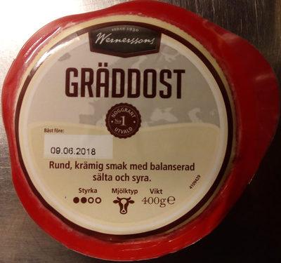 Wernerssons Gräddost - Product - sv