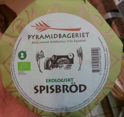 Pyramid Spisbröd Ekologiskt - Product
