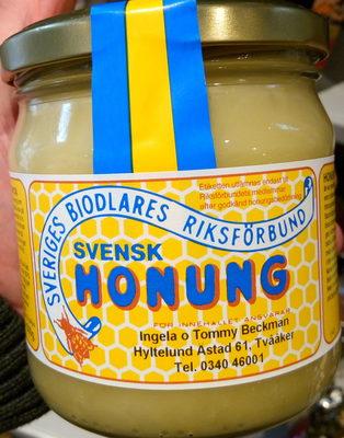 Svensk Honung - Product - sv