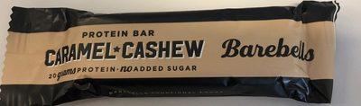 Protein Bar, Caramel Cashew - Produit - fr