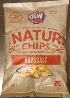 OLW Naturchips Havssalt - Product