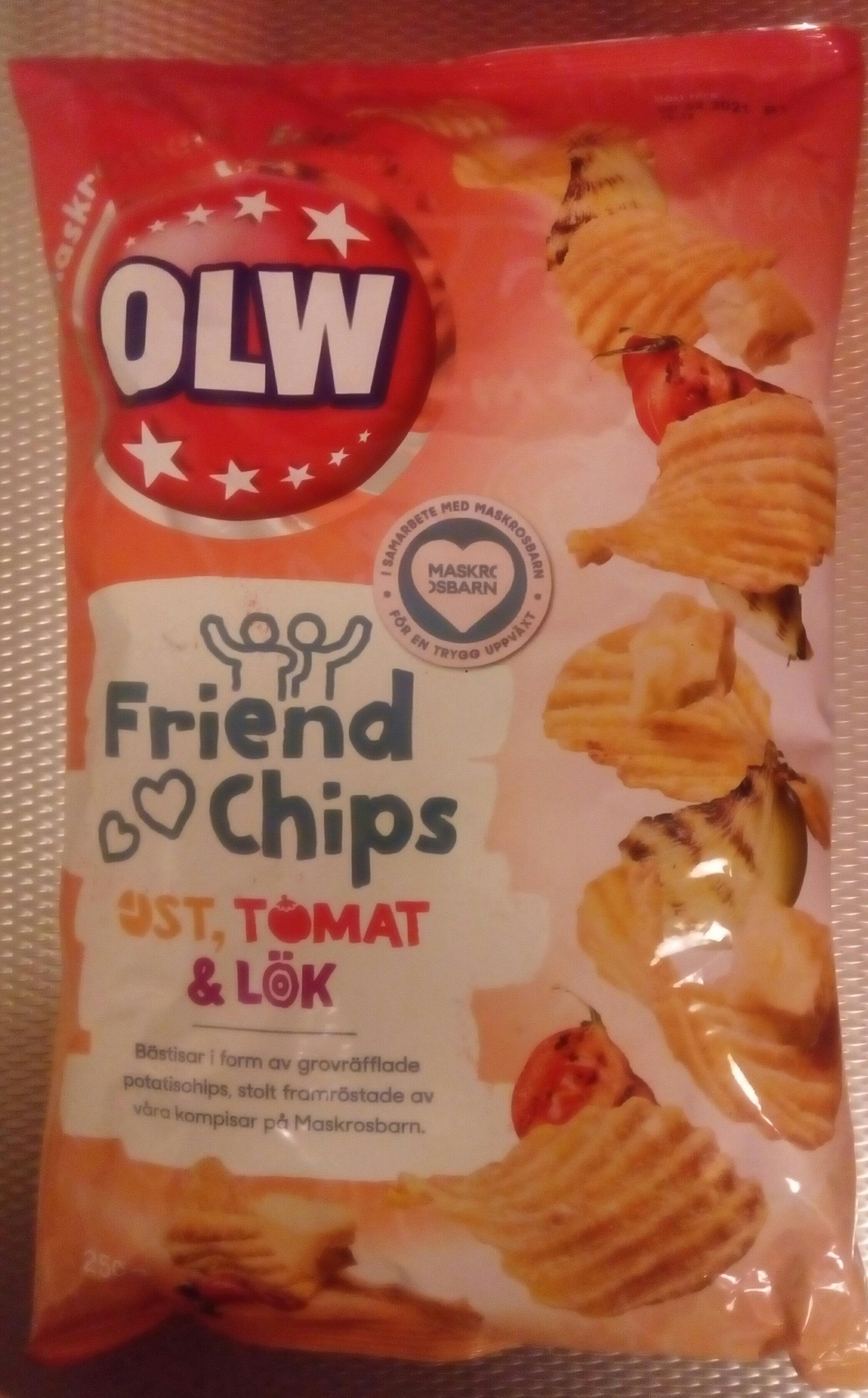 OLW Ost, tomat & lök Maskrosbarn Edition - Produit - sv