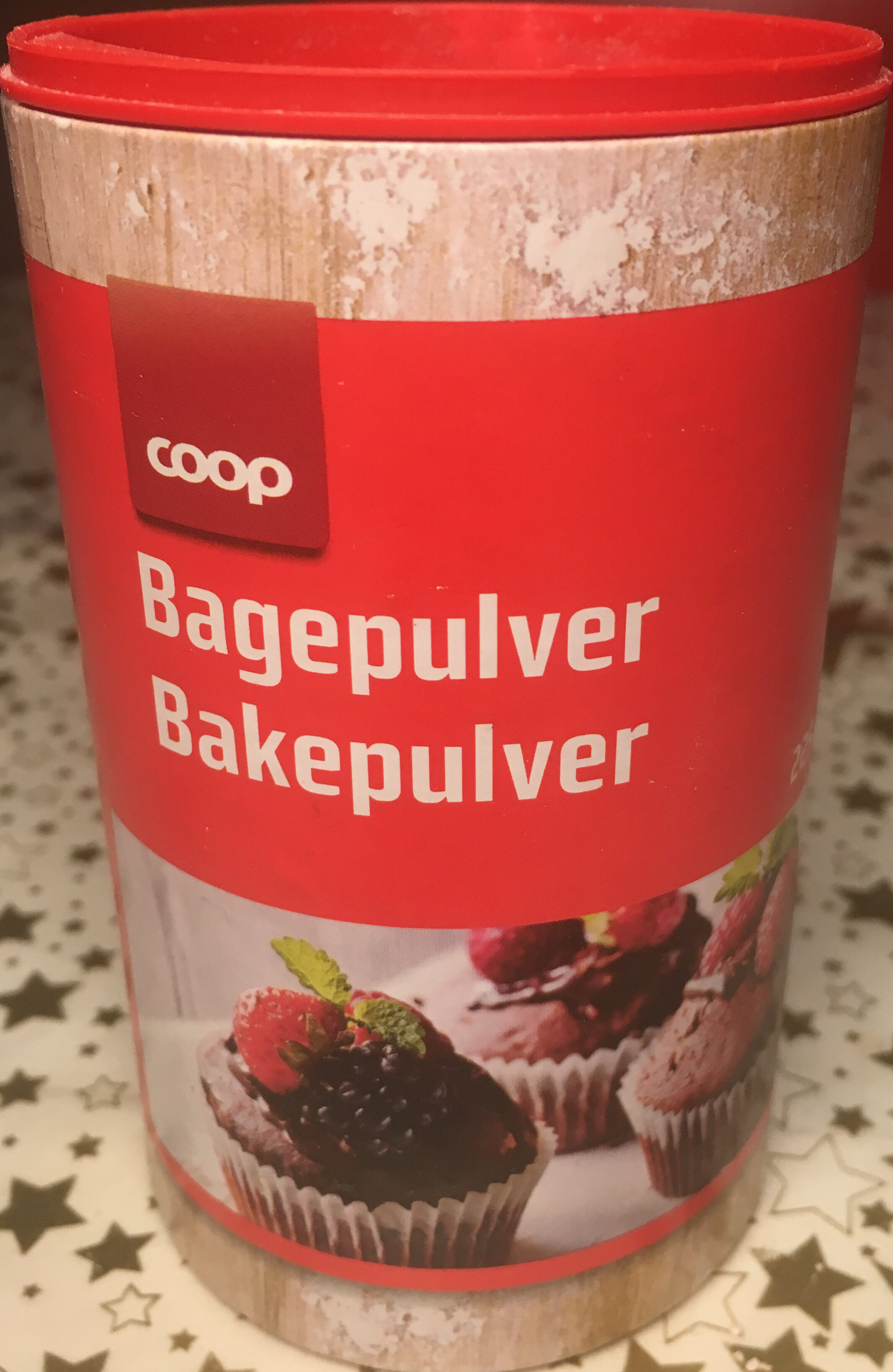 Bakepulver - Prodotto - nb