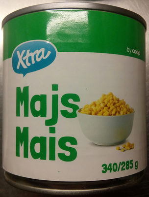 Coop X-tra Majs - Produit - sv