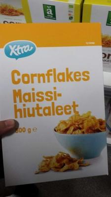 Corn Flakes - Maissi-hiutaleet - Produit - en