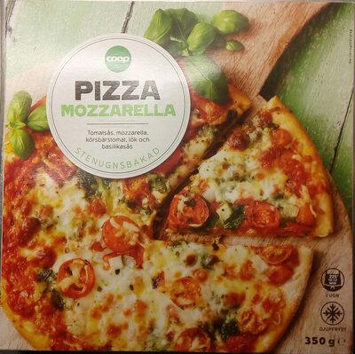 Coop Pizza Mozzarella - Product - sv