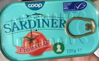 Sardiner i tomatsås - Produit - sv