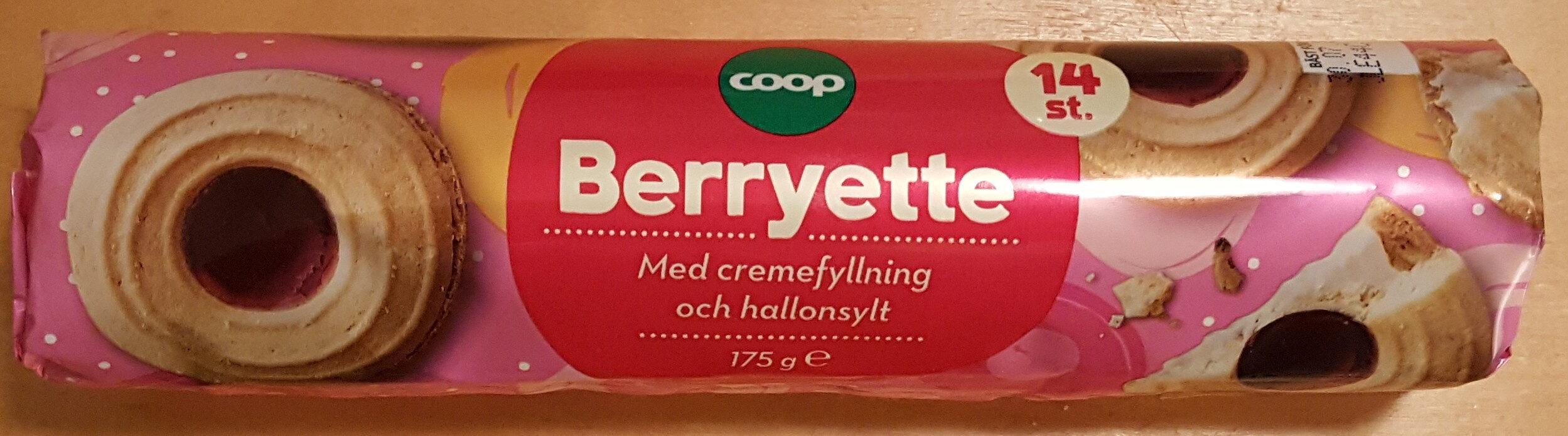 Berryette - Produit - sv