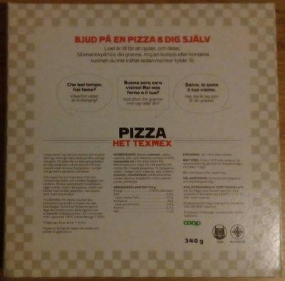 Coop Pizza Het texmex - 2